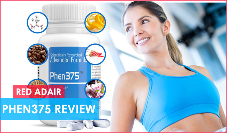 Phen375 is the Best Fat Burner for Many Good Reasons