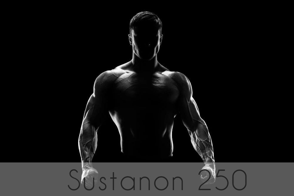 SUSTANON 250 SOLO MASS AND STRENGTH COURSE 6 WEEKS